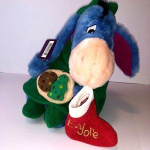 Disney Eeyore Plush with tags still attached